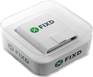 FIXD OBD-II Active Car Health Monitor & Professional Scan Tool, Generation II Review